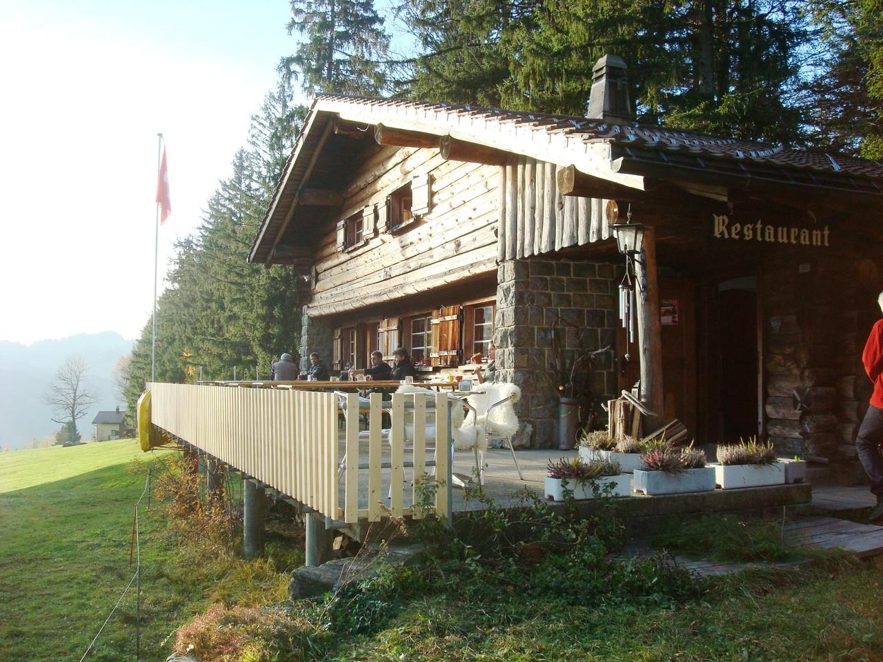 Bergrestaurant und Skihaus Osteregg