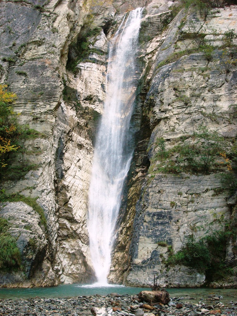 Wasserfall Turtmann