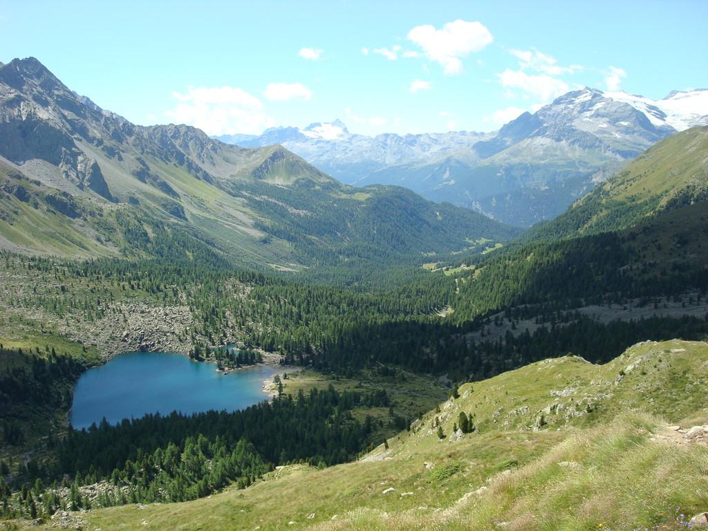 Lag da Val Viola im Val di Campo (Schweiz)