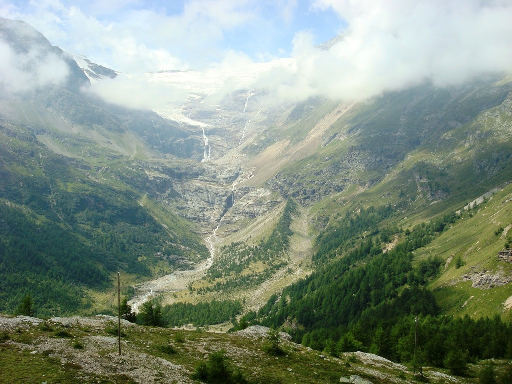 Palü Gletscher