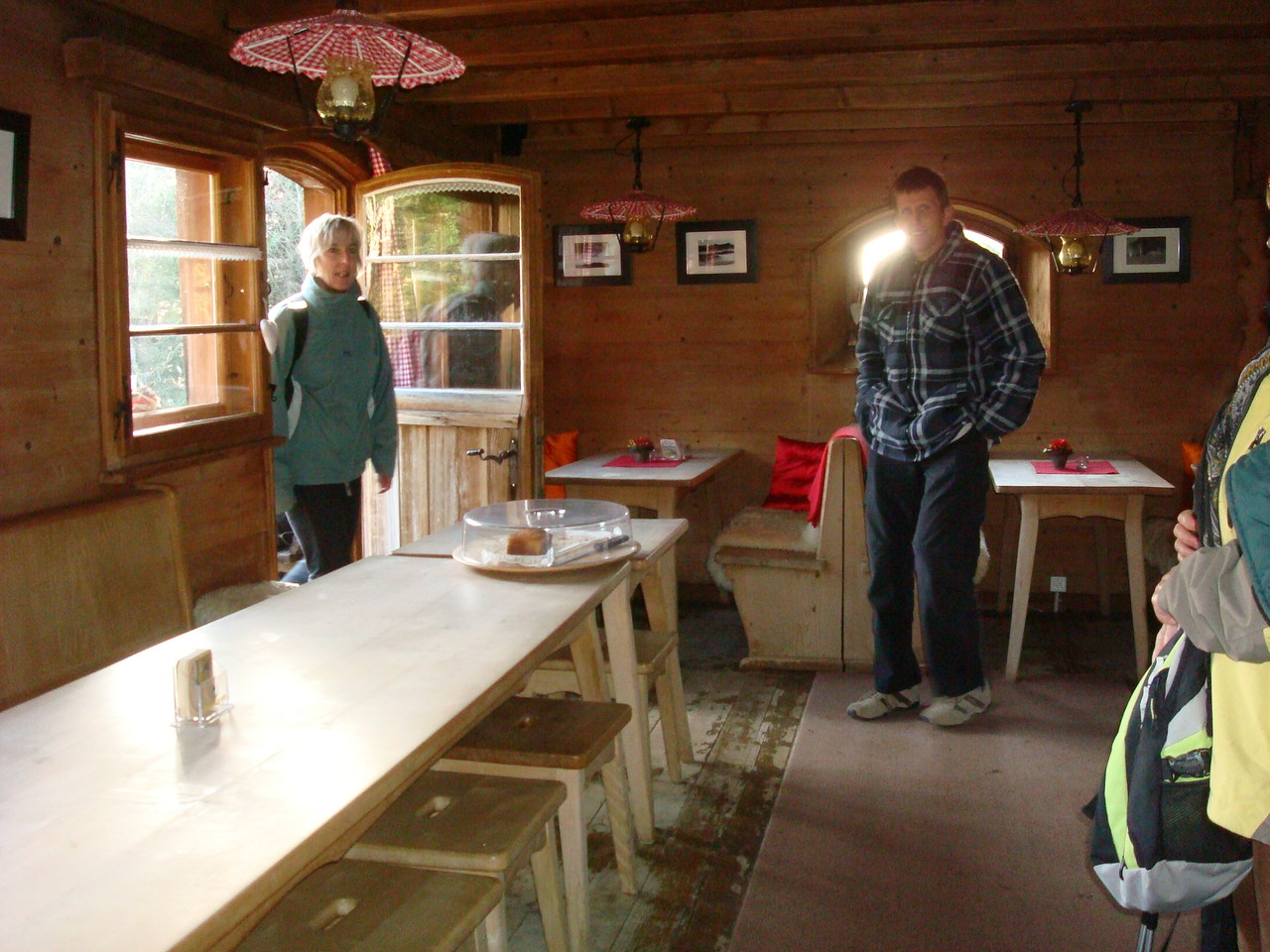 Berggasthaus Osteregg