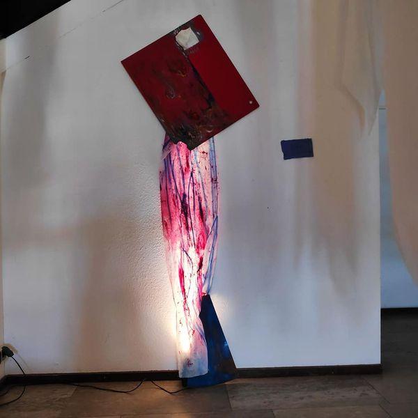 Steph Hardy, Installationsansicht