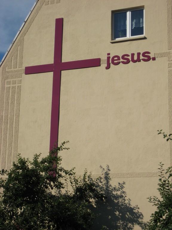 Das Kreuz Jesu - Mittelpunkt unserer Verkündigung