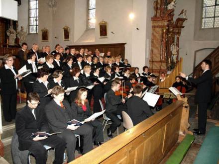 Kirchenkonzert - 2009