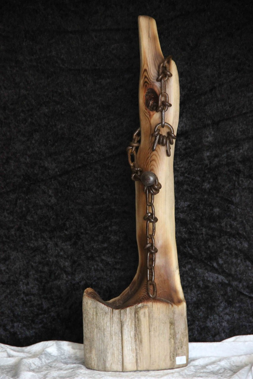 Treibholzkunst Treibholzskulptur# 8