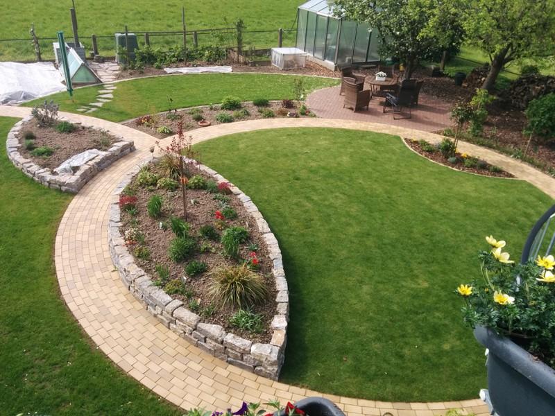 Elegant Gartengestaltung Peter Korfmacher Design