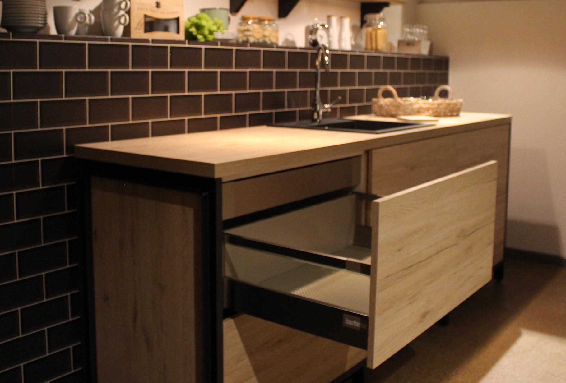 industrial design k chen wohnconcepte. Black Bedroom Furniture Sets. Home Design Ideas