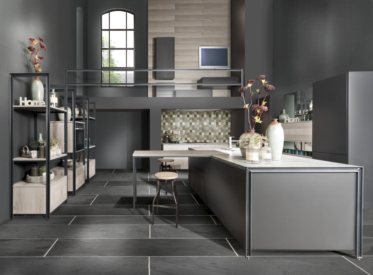 Industrial Design - Küchen - wohnconcepte