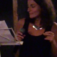 Eté 2014 - Scène ouverte Abou Smith - Paris - Zèbre dans le Patio