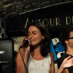 Eté 2014 - Paris - Concert de Lisa Lindsley