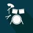 Cours de percussions à Crolles
