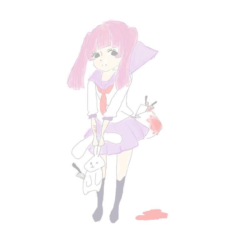 桃兎  苺