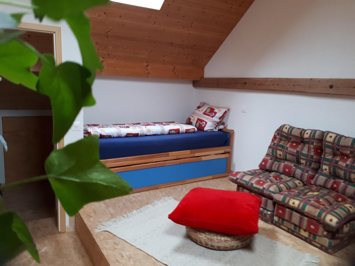 Bed & Breakfast und Gästebewirtung - Jordi-Hof Bewirtung und Übernachtung auf dem Bauernhof in Ochlenberg
