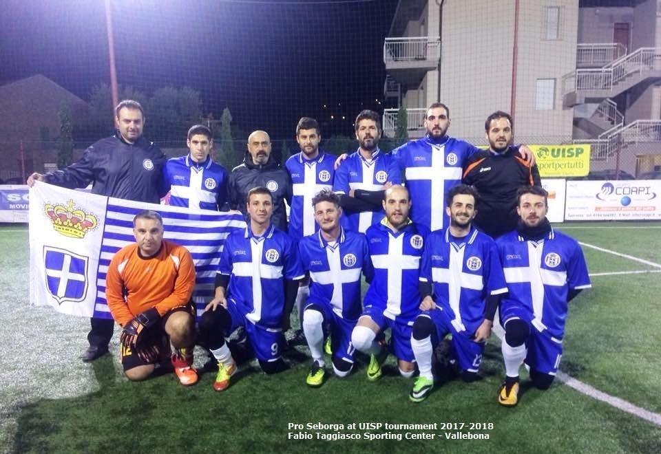 Pro Seborga club del Principato - Pro Seborga club of the Principality