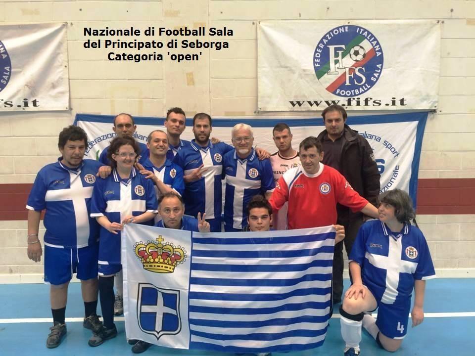 Seborga Open National Team