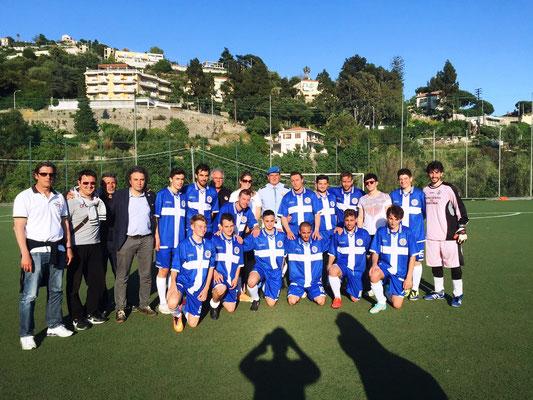 Prima vittoria della nazionale vs Bergamo Longuelo - National team first win vs Bergamo Longuelo