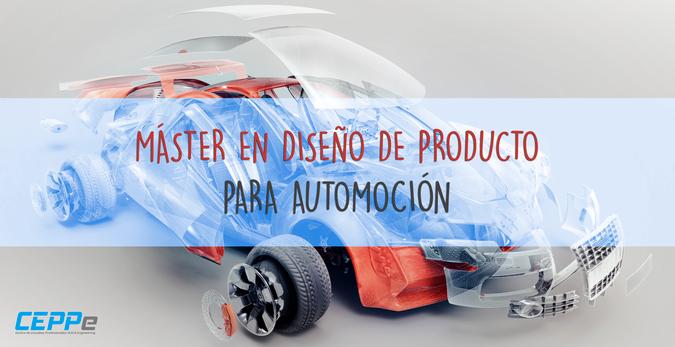 MÁSTER EN DISEÑO DE PRODUCTO PARA AUTOMOCIÓN