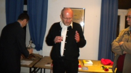 Stadtpfarrer Mag. Eduard Schipfer
