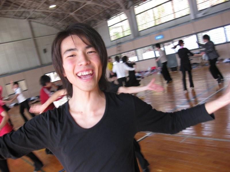 いい笑顔やん!