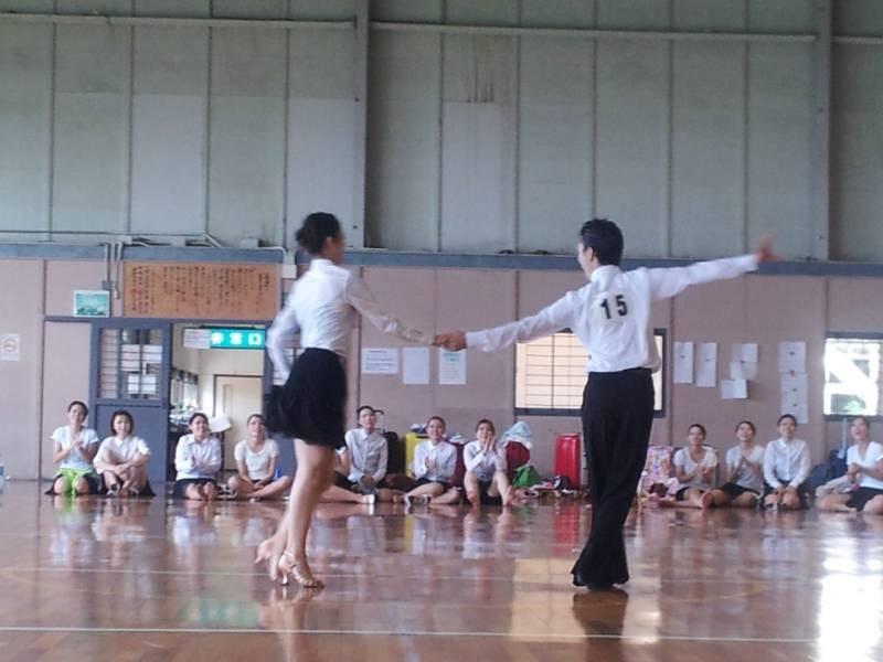 カンタ君のオナーダンスの様子をご覧下さい