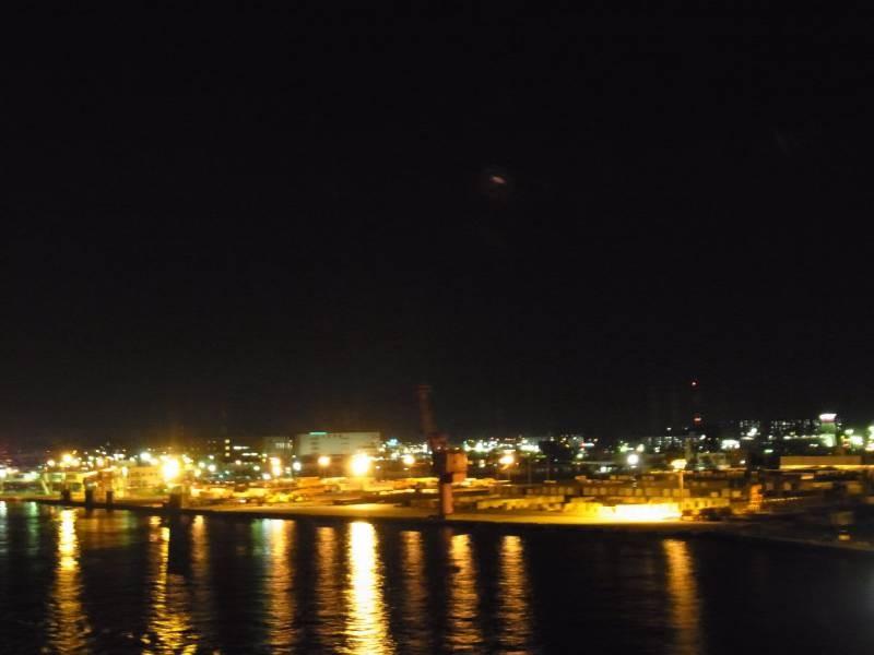 夜景である