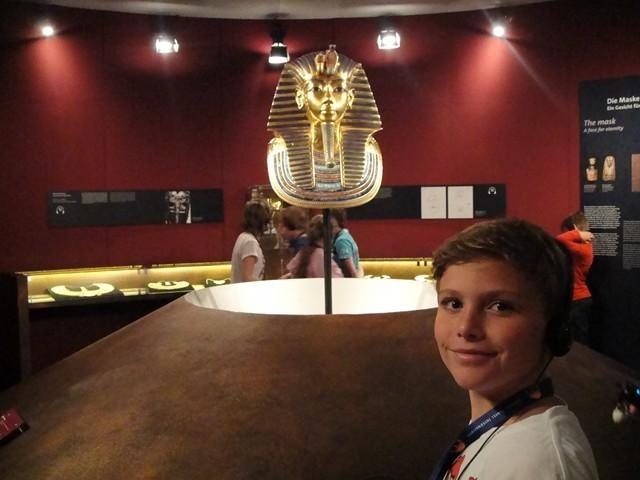Tutanchamun - Austellung Linz