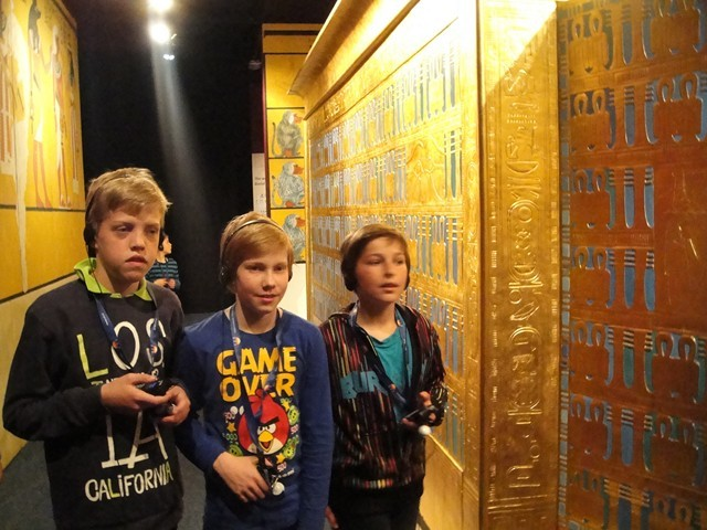 Tutanchamun - Ausstellung Linz