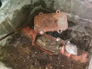 Heißwasserreinigung | Trocknung Trocknungsservice Verstopfung fachkundig nach SüwVO Abw vom Land NRW verstopfte Toilette Überschwemmung Überschwemmungsschäden Verstopfungsbeseitigung WC verstopft Wasserschaden Wasserschadenbeseitigung Wurzel fräsen Fräse
