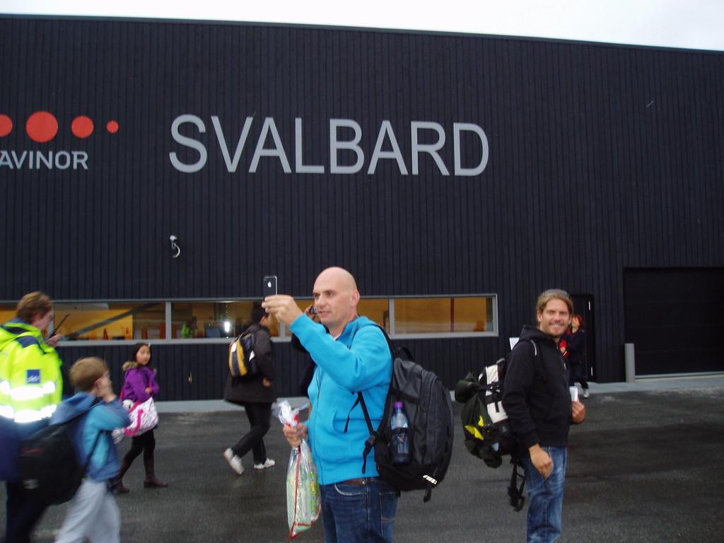 Arctic-Sailer`s  2012   Svalbad 650 sm - Tromsö