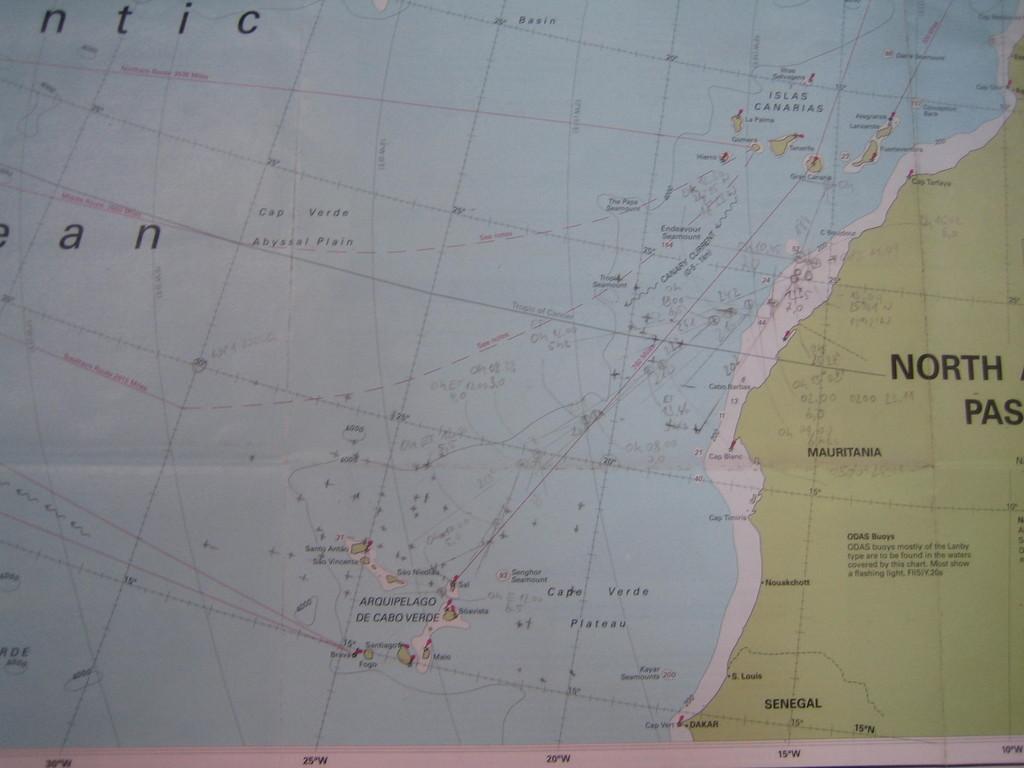 ARC 2010    6540Km über den Atlantik