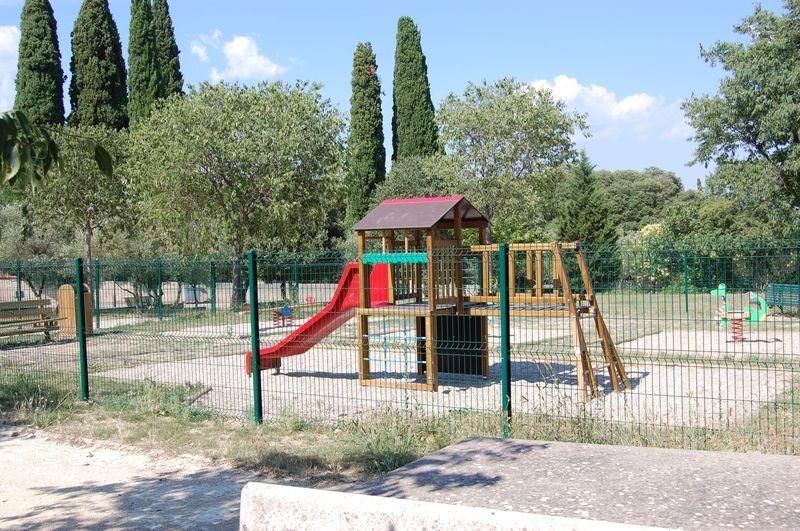 Le parc de jeu pour les enfants