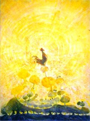 Ma Dhyan Sundari - Morgendliche Begegnung
