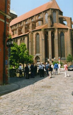 St. Nicolai Kirche, Wismar