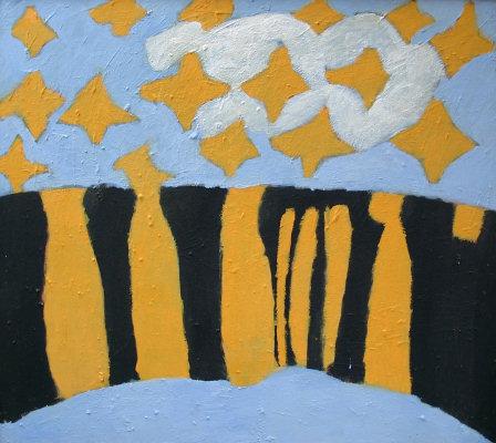 Marita Schofft - Sternenbäume