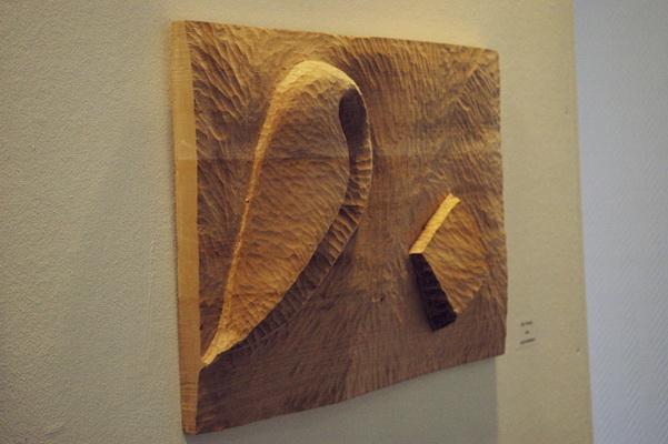 Arbeit von Ingrid Wedekind