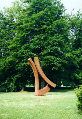 Skulptur, Park Schloss Wiligrad