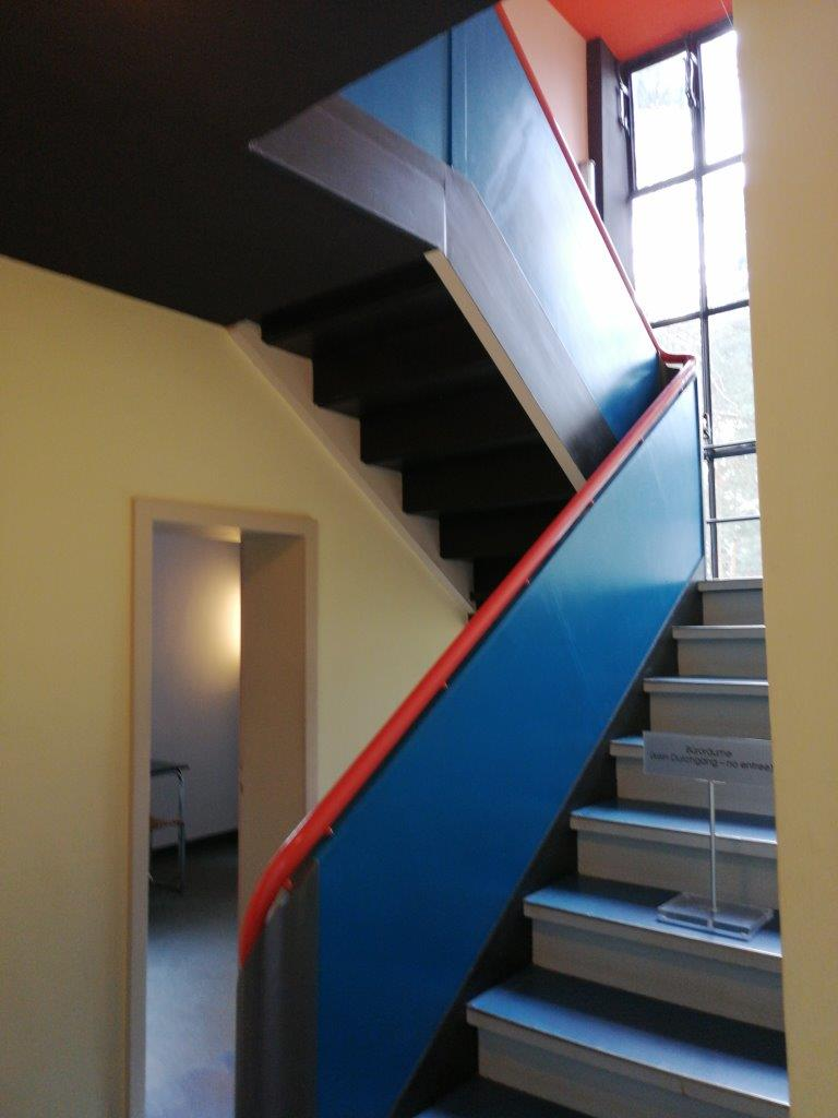 Treppenflur Meisterhäuser