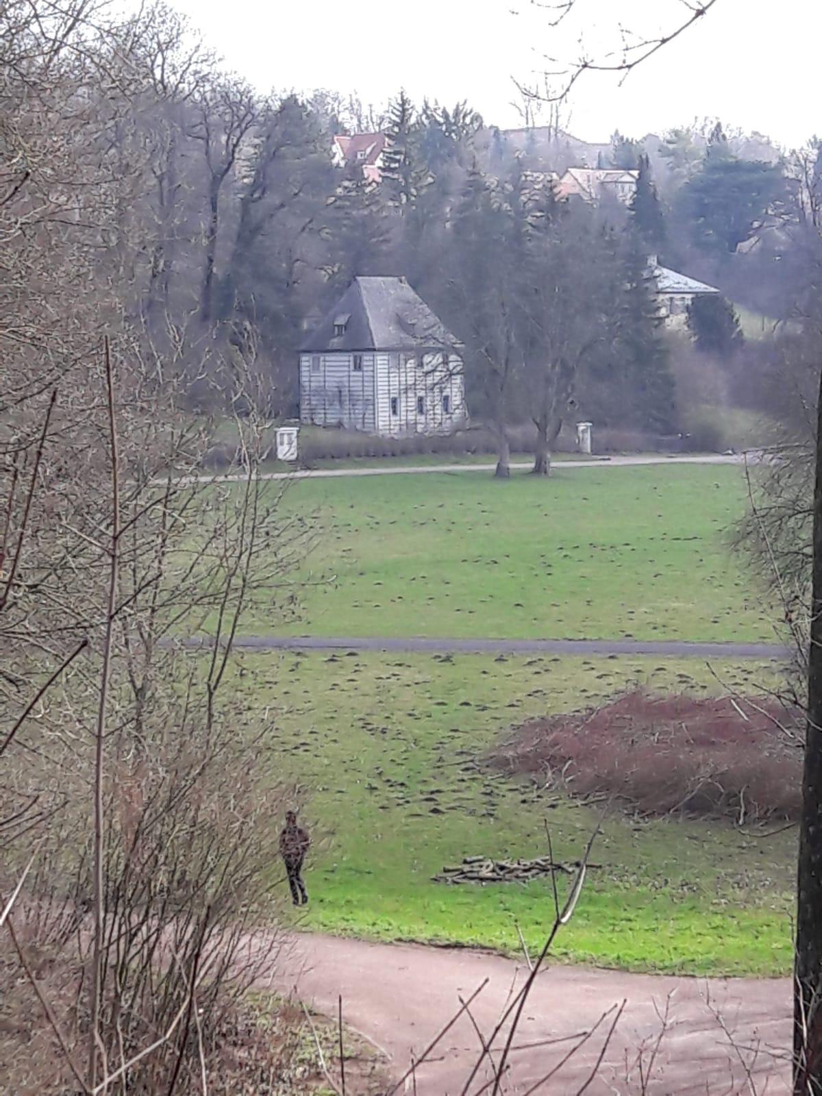 Goethes Gartenhaus, Weimar