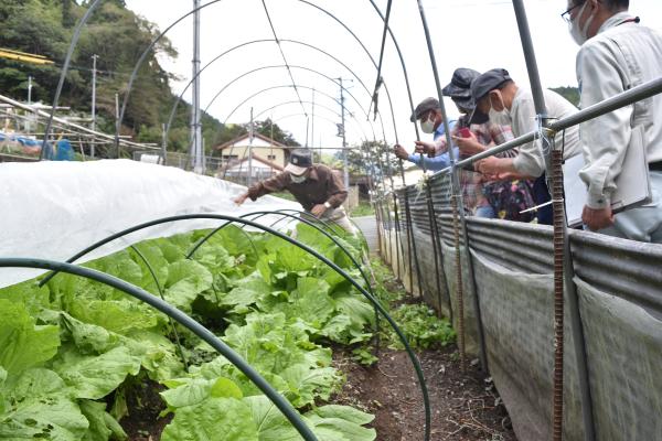 野菜を育てる会講習会