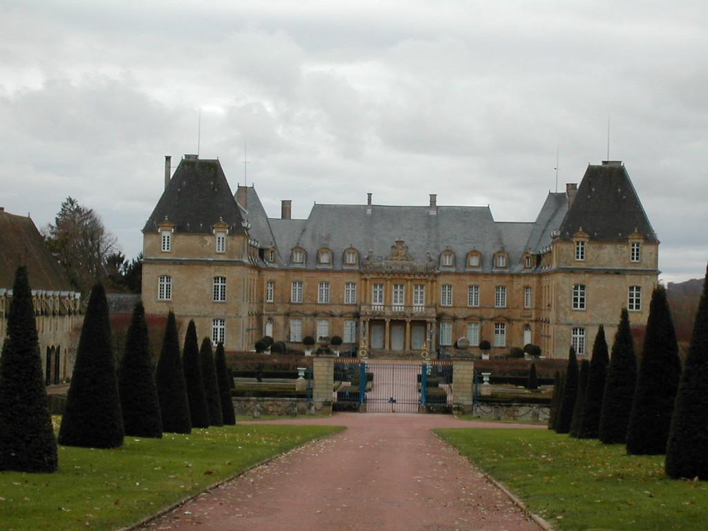 Le château de Dree