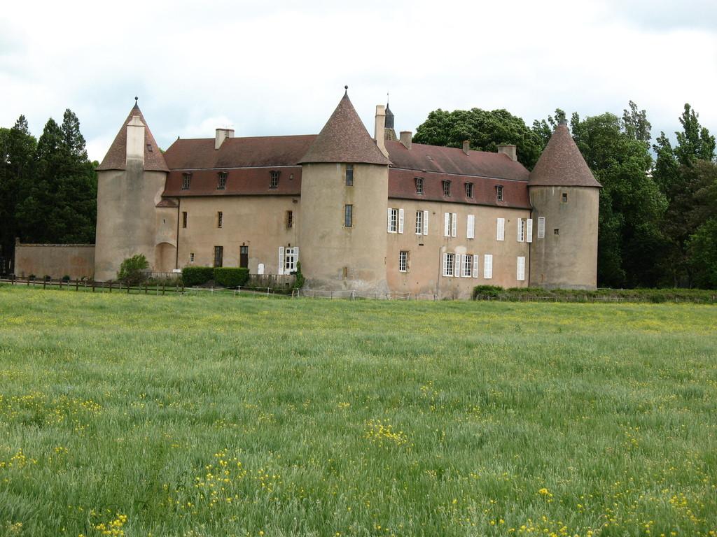 Le château d'Arcy (Article sur les revues N°8, 18, 19)
