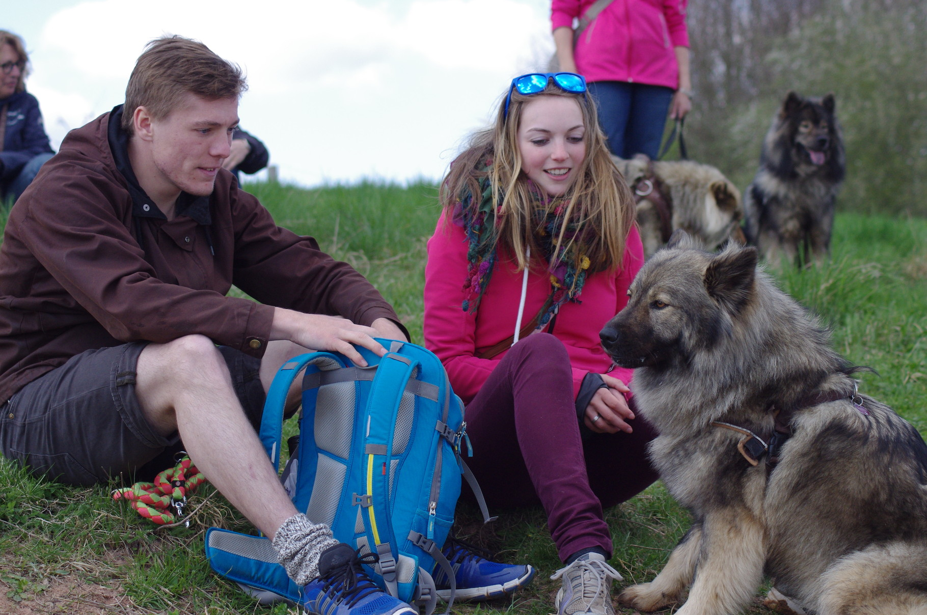 Steffi, Stefan mit Bana
