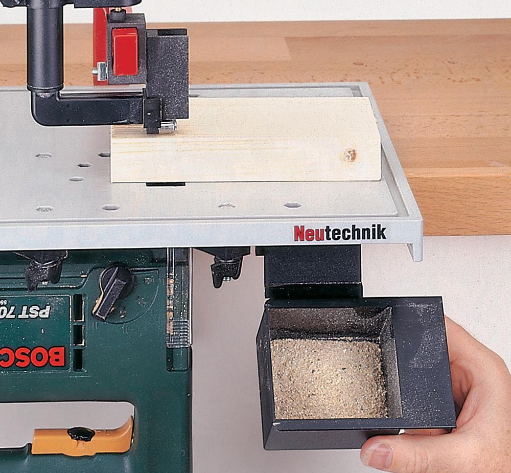 a17 absauganlage zum stichs getisch neutechnik werkzeug shop 100 made in germany. Black Bedroom Furniture Sets. Home Design Ideas