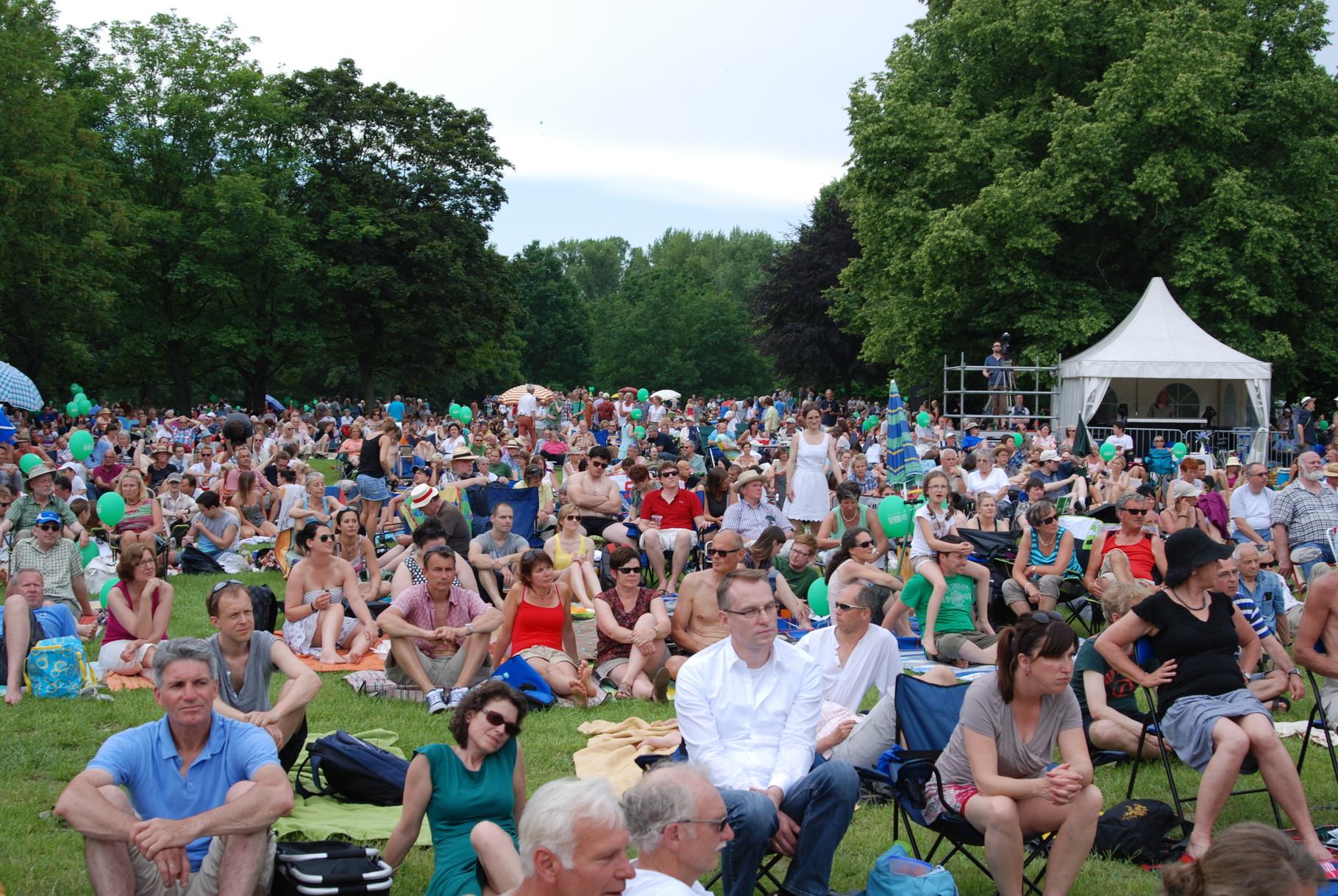 Orchester Open Air, Klassik Open Air, Klassik im Park Braunschweig