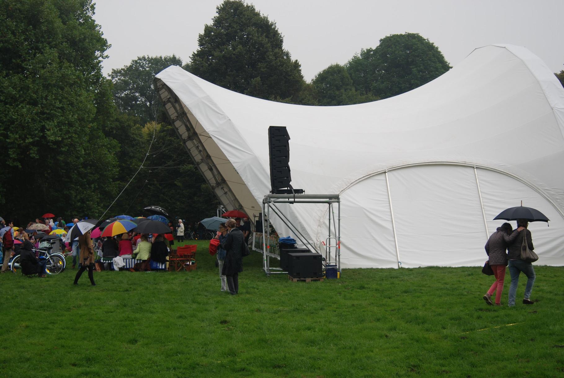 Orchester Open Air, Klassik Open Air, Bühne mieten