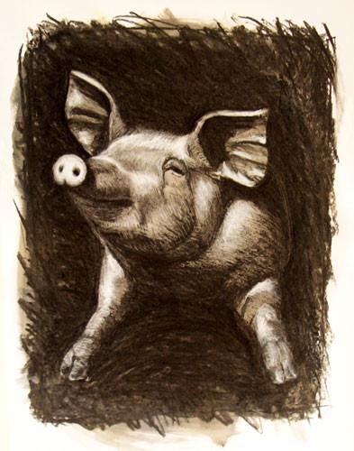 Schweinchen, verkauft