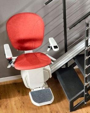Treppenlift-Beratung und Einbau für jede Treppe