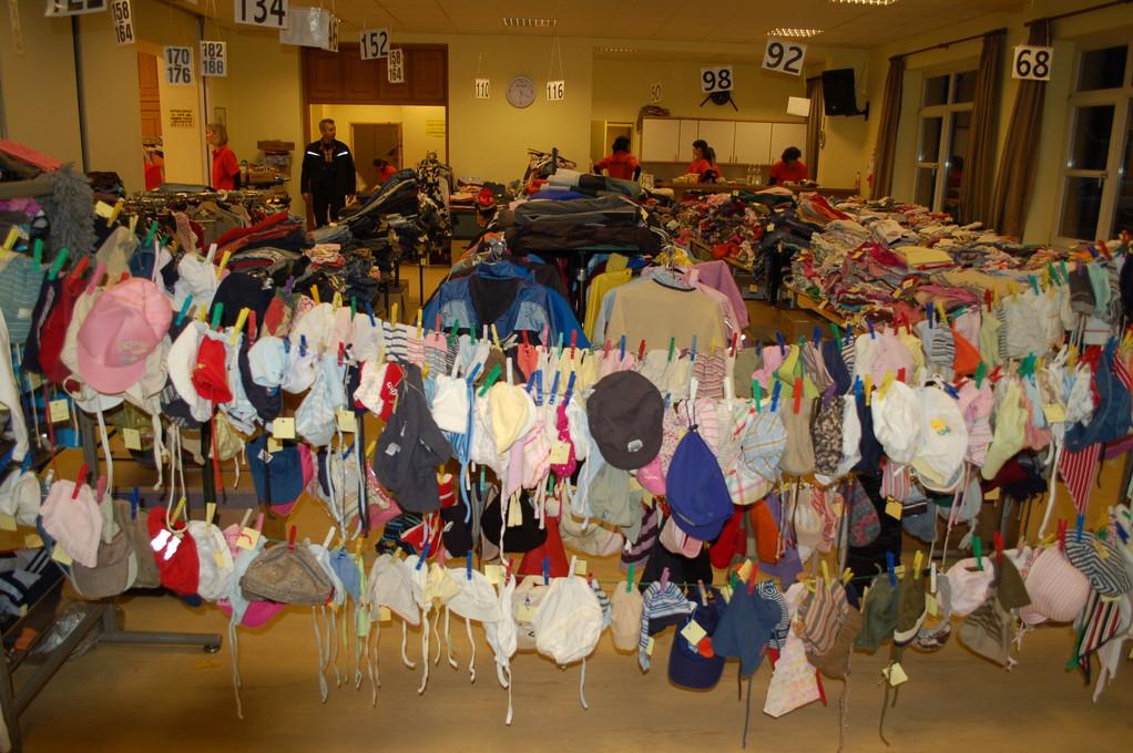 Kleidermarkt 09.03.2012