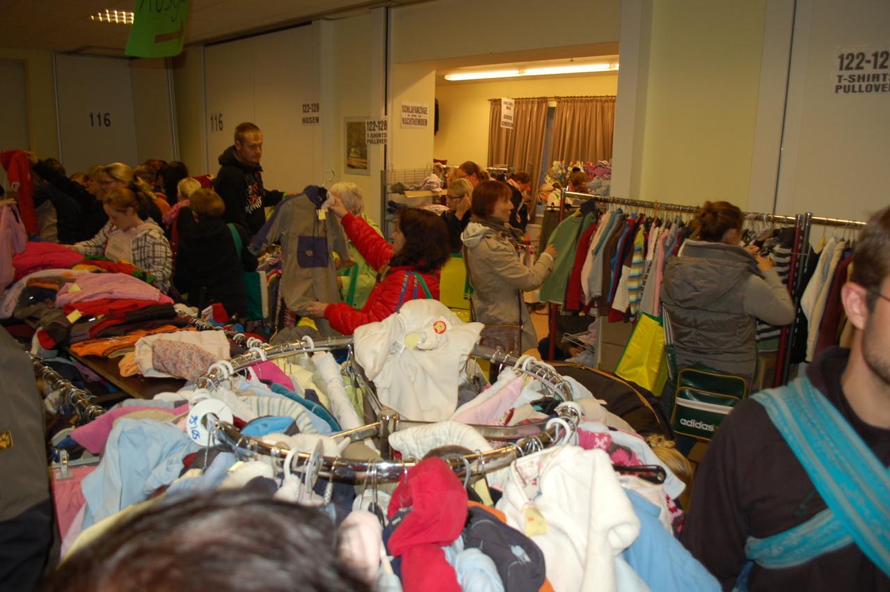 Kleidermarkt 20.09.2013