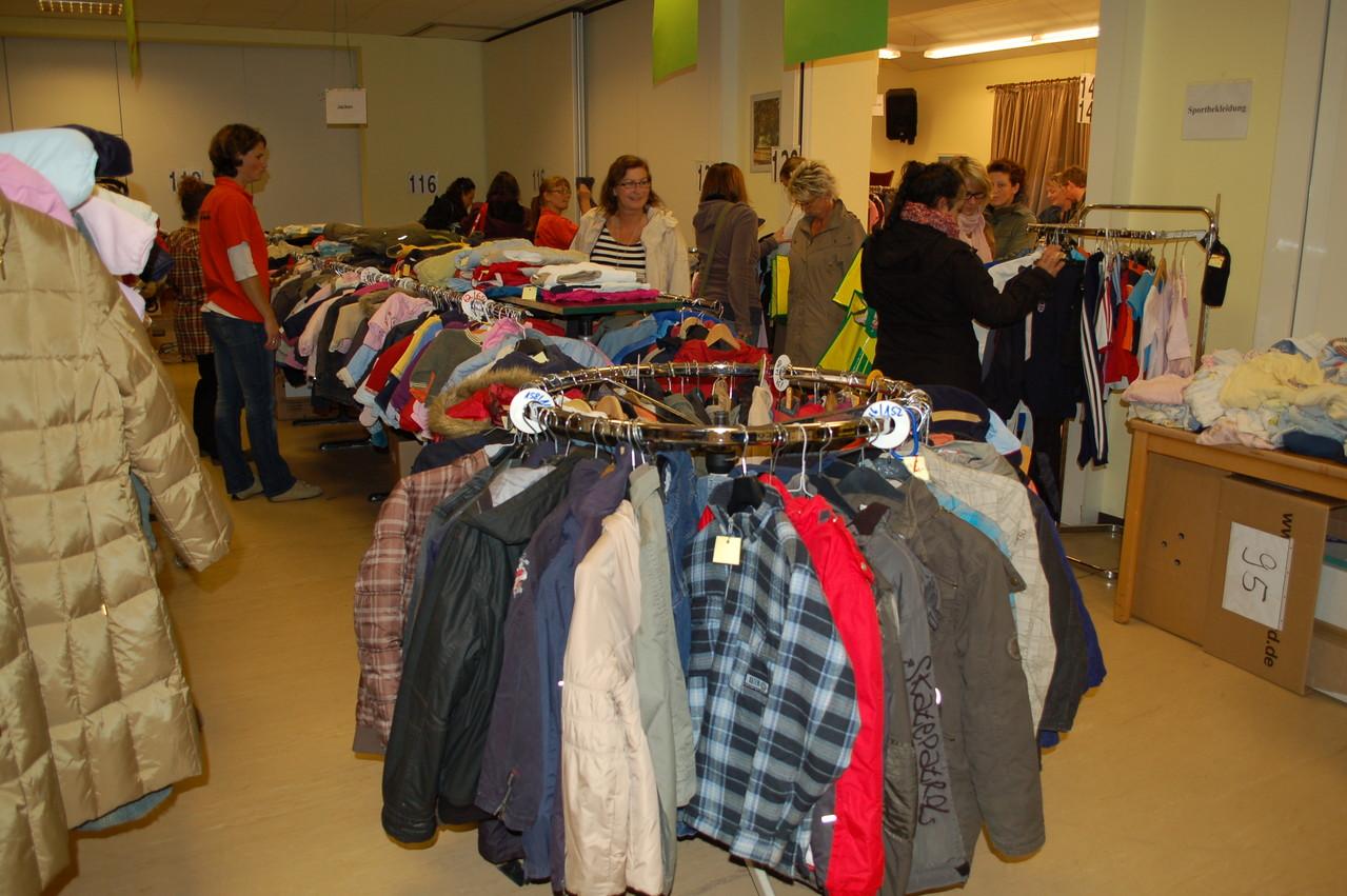 Kleidermarkt 28.09.2012